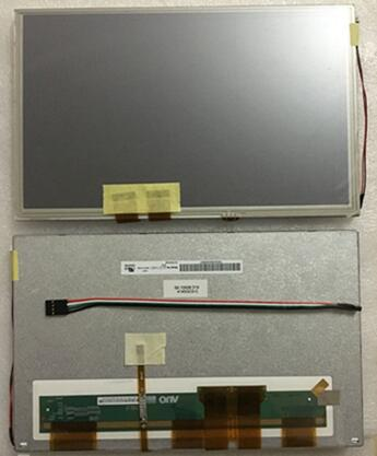 AUO 10.1 inch TFT LCD Panel A101VW01 V3 TP 800*480