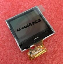 1.32 inch 13P SPI FSTN LCD Screen NT75421 IC 96*64