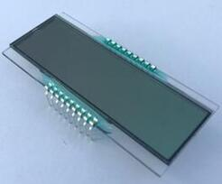 18PIN Positive 6-Digits Segment LCD No Backlight